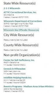 NRRC Wisconsin