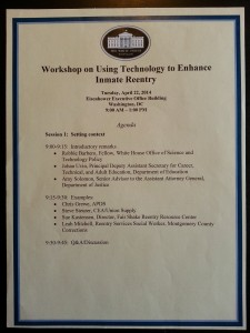 WH workshop agenda