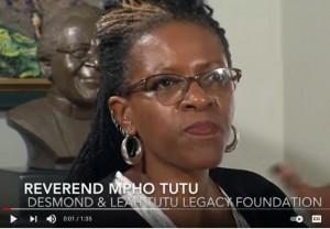 Rev. Mpho Tutu